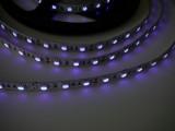LED pásek vnitřní UV s UV chipem 14,4W, vnitřní IP20