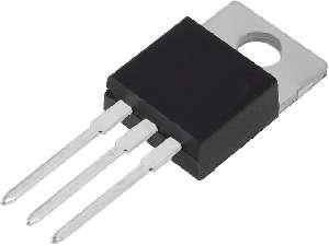 Stabilizátor napětí 7815 +15V 1A TO220
