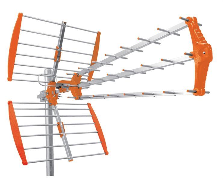 Anténa GoSat GSA-27LTE DBV-T televizní směrová anténa pro příjem digitální TV délka 1060mm