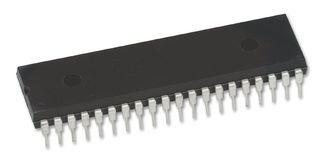 ATMEGA8535-16PU, mikrokontrolér, procesor, AVR 5V, 8k-flash, 512B EEPROM, 512B SRAM, 32 I/O, 16MHz, DIP40