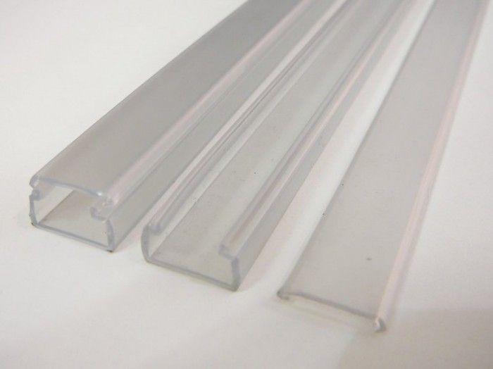 Flexibilní profil pro LED pásky s příkonem max.7,2W/m délka 1m