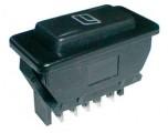 Přepínač kolébkový prosvětlený auto 20A/12VDC
