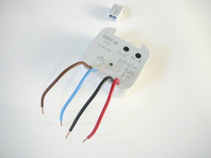 Stmívač SMR-M pro montáž pod tlačítko 230V/max.160W