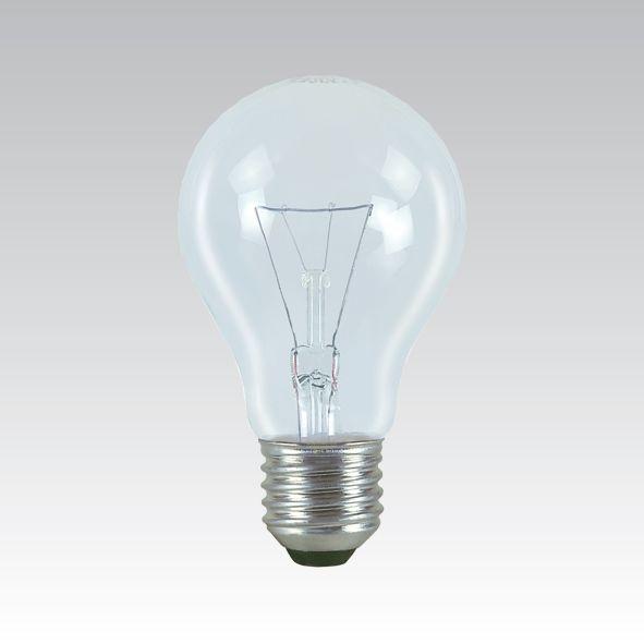 Žárovka 240V A55 40W E27, klasická