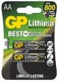 Baterie AA (R6) lithium GP