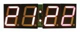 Stavebnice PT011B CMOS digitální hodiny s volitelnými LED displeji
