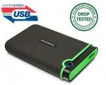 """Transcend StoreJet 25M3 1TB externí disk 2,5"""" USB 3.0"""