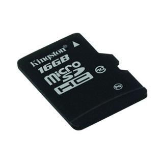 Paměťová karta 16GB Kingston SDC4 microSDHC