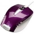 Myš PC Hama 53866 CINO optická USB fialová