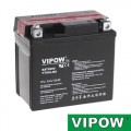 Baterie motocyklová 12V 4Ah Vipow