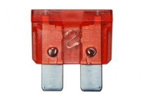 FSNT10A/19mm standart nožová automobilová pojistka