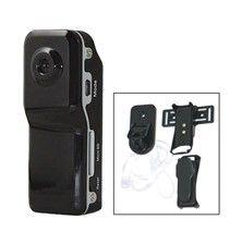 Kamera X-Cam MiniDV sportovní akční kamera na kolo s SD rekordérem 720x480 ACTION CAMERA 5700 HR (klon MD80 SPORT X-Cam minikamera se záznamem 30sn/ s) USB