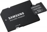 MicroSDHC 32GB CL10 PRO karta SAMSUMG + SD adaptér