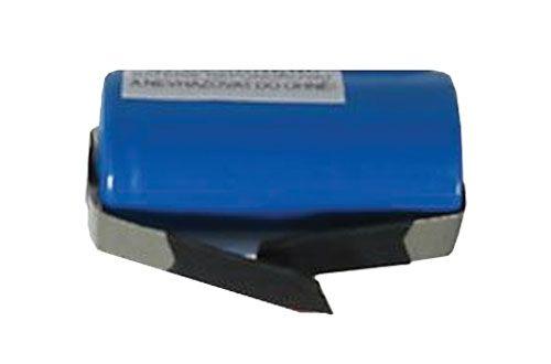 Baterie Lithiová nabíjecí článek Li-Ion CR123 ICR17335 3,6V/700mAh s vývody
