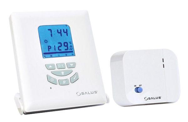 Digitální programovatelný bezdrátový termostat T105RF SALUS