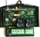 Dálkově ovládaný RF přijímač VM130+DO
