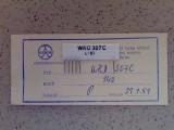 Odporový dělič WRD 307C