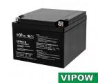 Baterie olověná 12V/24Ah akumulátor