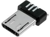 USB-B-VK micro (mikro) konektor zástrčka