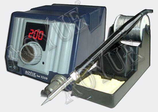 Mikropájka 3210 ESD AOYUE stolní pájecí stanice s regulací teploty 70W, antistatické provedení