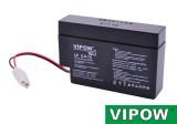Baterie olověná 12V/ 0,8Ah VIPOW