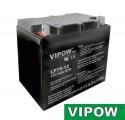 Baterie olověná 12V/75Ah VIPOW