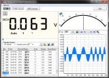 Digitální multimetr UT-109, autodiagnostika připojení na PC/USB Automatické nastavování rozsahu Úhel sepnutí: 4Cyl / 6Cyl / 8Cyl +/- (3%+ 5) Otáčky: 4Cyl / 6Cyl / 8Cyl +/- (3%+ 5) Test diod Akustický