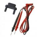 Digitální multimetr UT61D, RS232 - připojení k PC přes USB konektor, Pojistka Manuální rozsah Test diod Akustický test Max./Min. hodnota REL hodnota Data Hold RS232C (USB) Vstupní impedance: DC napětí