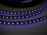 LED pásek vnitřní UV s UV chipem 9,6W, vnitřní IP20