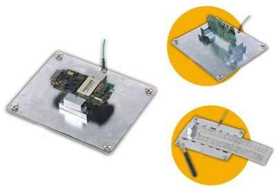 Magnetický držák- třetí ruka pro uchycení desek plošných spojů, opravy apod. (DPS), SMD