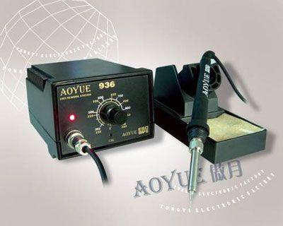Mikropájka AOYUE 936 ESD stolní pájecí stanice - 35W s regulací teploty