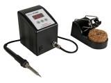 Mikropájka VTSSC70 stolní pájecí stanice s elektronickou regulací teploty 200 - 480°C a LED displejem, výkon 80W, stojan držák + špony