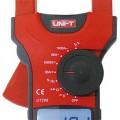 Multimetr UNI-T UT-208 klešťák pro měření AC i DC proudu do 1000A  • teplotu, frekvenci a střídu  • dodáván v plastovém kufříku • podsvětlený displej • TRMS Proudové kleště