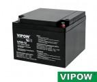 Baterie olověná 12V/26Ah akumulátor
