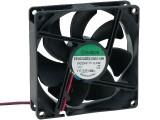 Ventilátor E92252BX-A99 24VDC 24V=, 92x92x25mm