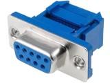 DS09ZPK konektor CANON 9 2ř.zásuvka plochý kabel