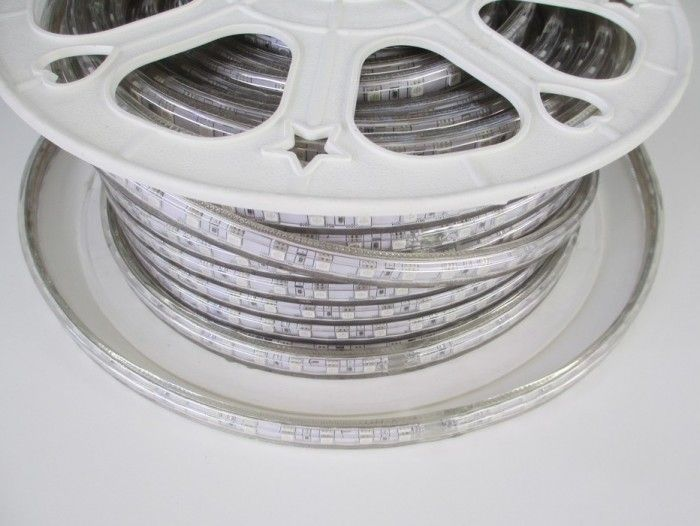 LED pásek RGB 230V5 na 230V AC, 10W/m, 60LED/m, cena za 1m
