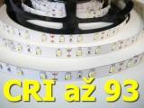 LED pásek vnitřní samolepící CRI 300 60LED/m 12V 12W/m, cena za 1m, vyberte si variantu