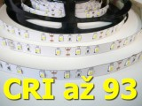 LED pásek vnitřní CRI 300 60LED/m 12V 12W/m-vyberte si variantu