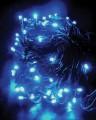 Řetěz vánoční 60 LED 10m 1V01-B modrý