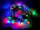 Řetěz vánoční 60LED 6+5M MULTI RETLUX RXL 13 vícebarevný