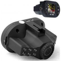 Kamera do auta FULL HD černá skříňka HDVR5937 COMPACT CZ (ČESKÉ MENU !) onboard palubní, 12Mpix, IR přisvícení pro noční vidění