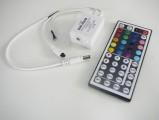 LED ovladač kontroler RGB-IR44B pro LED pásky