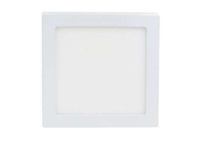 LED panel 25W čtverec bílý rám 230V do podhledu 300x300mm + trafo 230V vyberte variantu