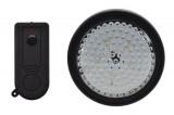 LED světlo s dálkovým ovládáním, 5 LED, 3x AA baterie
