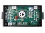 Panelové digitální měřidlo V-metr 199,9mV 3,5 místný s LCD podsvícením MODRÁ