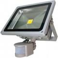 LED reflektory s PIR