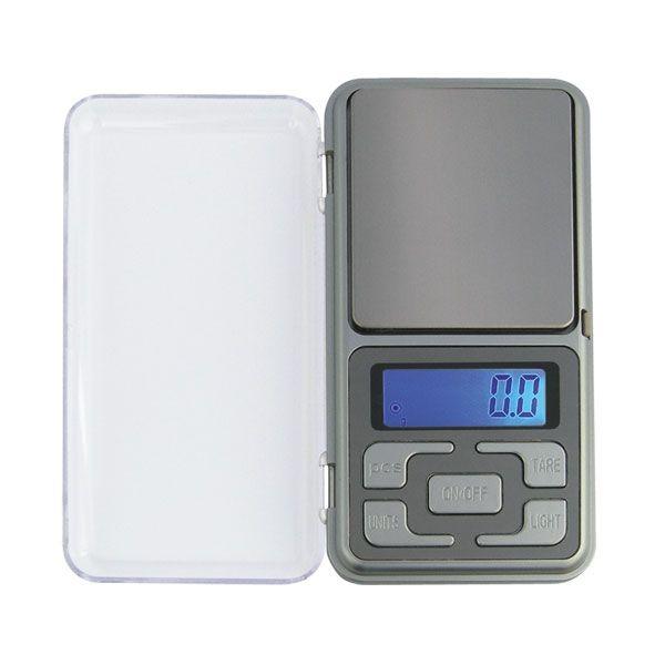 Váha kapesní digitální MP550 - 550g/0.1g přesnost, tolerance