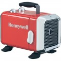 Ventilátor teplovzdušný Honeywell HZ-510E, 1100/1800 W, chrom/červená