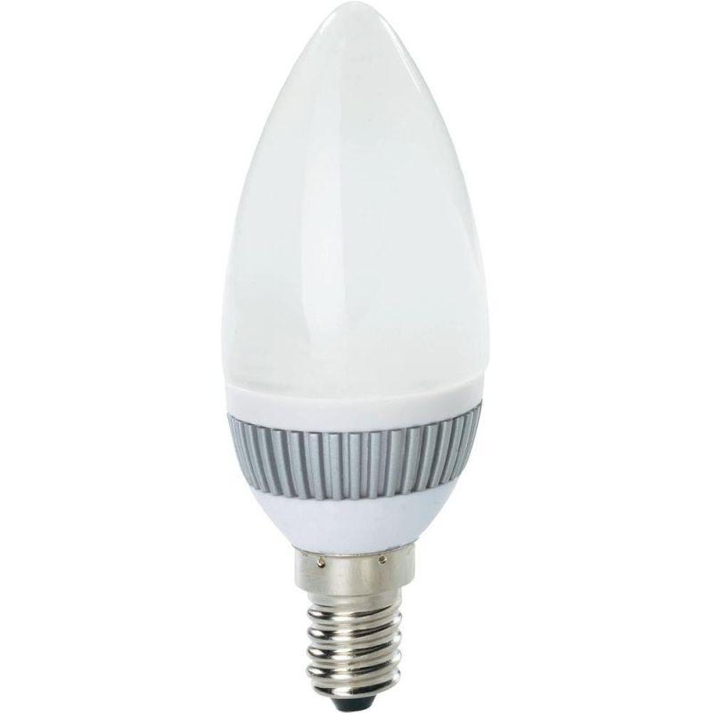 LED žárovka svíčka E14/230V 3W - bílá teplá 2700K STMÍVATELNÁ